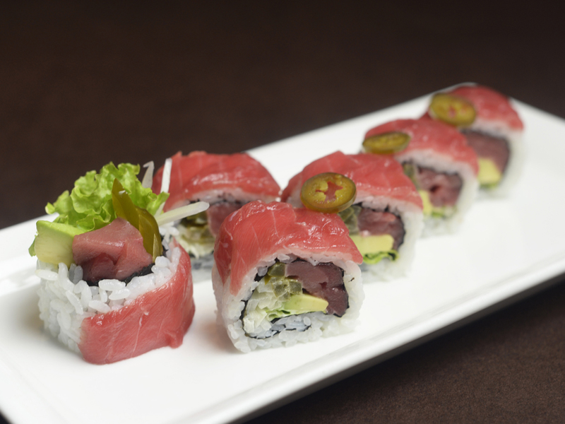 d505-spicy-tuna-roll